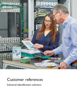 Brochure-Customer-References-Industrial-identifications-solutions